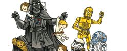 Star Wars Jeffrey Brown
