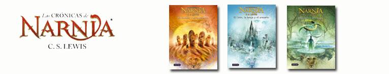 <div>Las crónicas de Narnia</div>