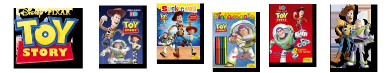 <div>Disney. Toy Story</div>