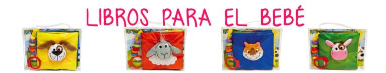 <div>Libros para el bebé</div>