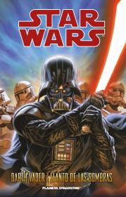 Star Wars Darth Vader y el llanto de las sombras
