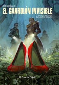 El guardián invisible (novela gráfica)