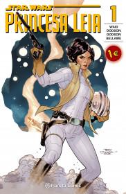 Star Wars  Princesa Leia nº 01/05 (promoción)