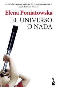 Resultado de imagen para Elena Poniatowska,   El universo o nada