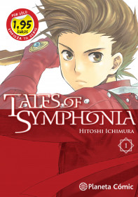 PS TALES OF SYMPHONIA Nº01 1,95