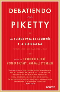 Próximamente. Debatiendo con Piketty