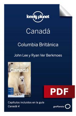 Canadá 4. Columbia Británica