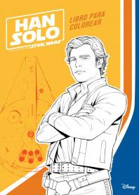 Han Solo. Libro para colorear