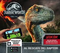 Jurassic World. El reino caído. Al rescate del raptor