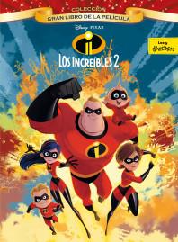 Los Increíbles 2. Gran libro de la película