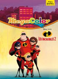 Los Increíbles 2. Megacolor