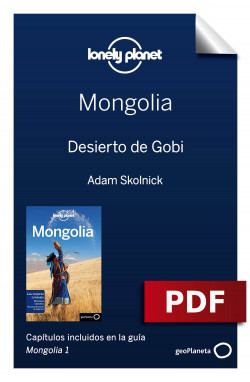 Mongolia 1_6. Desierto de Gobi