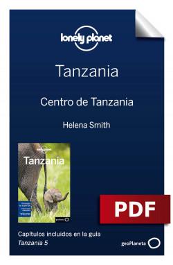 Tanzania 5_6. Centro de Tanzania