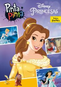 Princesas. Pinta Pinta