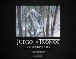 Juego de Tronos. Storyboards de Michael Kogge