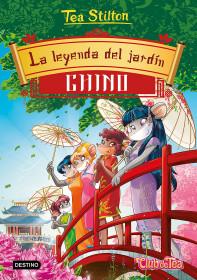 La leyenda del jardín chino