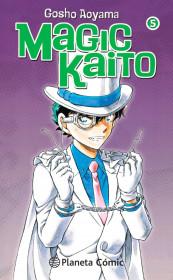 Magic Kaito nº 05/05
