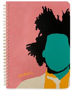 Libreta tapa dura A5 Coco Dávez Basquiat