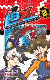 Little Battlers eXperience (LBX) nº 02/06