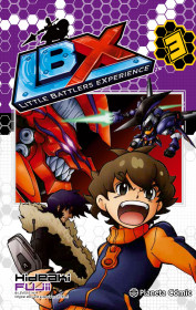 Little Battlers eXperience (LBX) nº 03/06