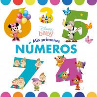 Disney Baby. Mis primeros números