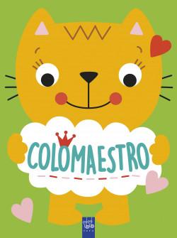 Colomaestro. Verde