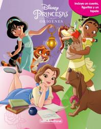 Princesas. Los Orígenes. Libroaventuras
