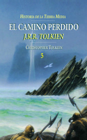 Historia de la Tierra Media nº 05/09 El Camino Perdido