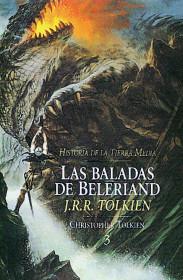 Las Baladas de Beleriand. Historia de la Tierra Media 3